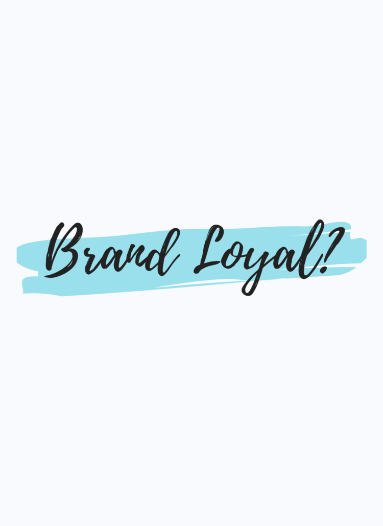 Remaining brand loyal can lead to reactions with Allergic Contact Dermatitis